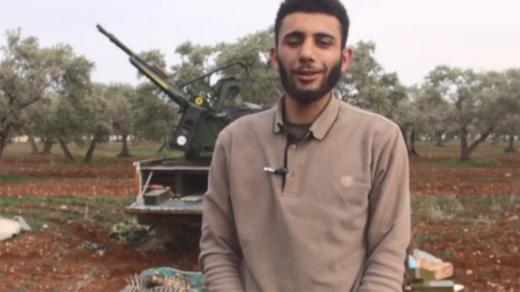Извънредно! Появи се СНИМКА на терориста Махмуд, свалил Су-25 на майор Филипов  /СНИМКА/