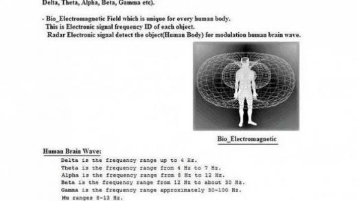 """САЩ случайно пуснаха в мрежата данни за тайно оръжие за """"контрол на ума"""" (СНИМКИ)"""
