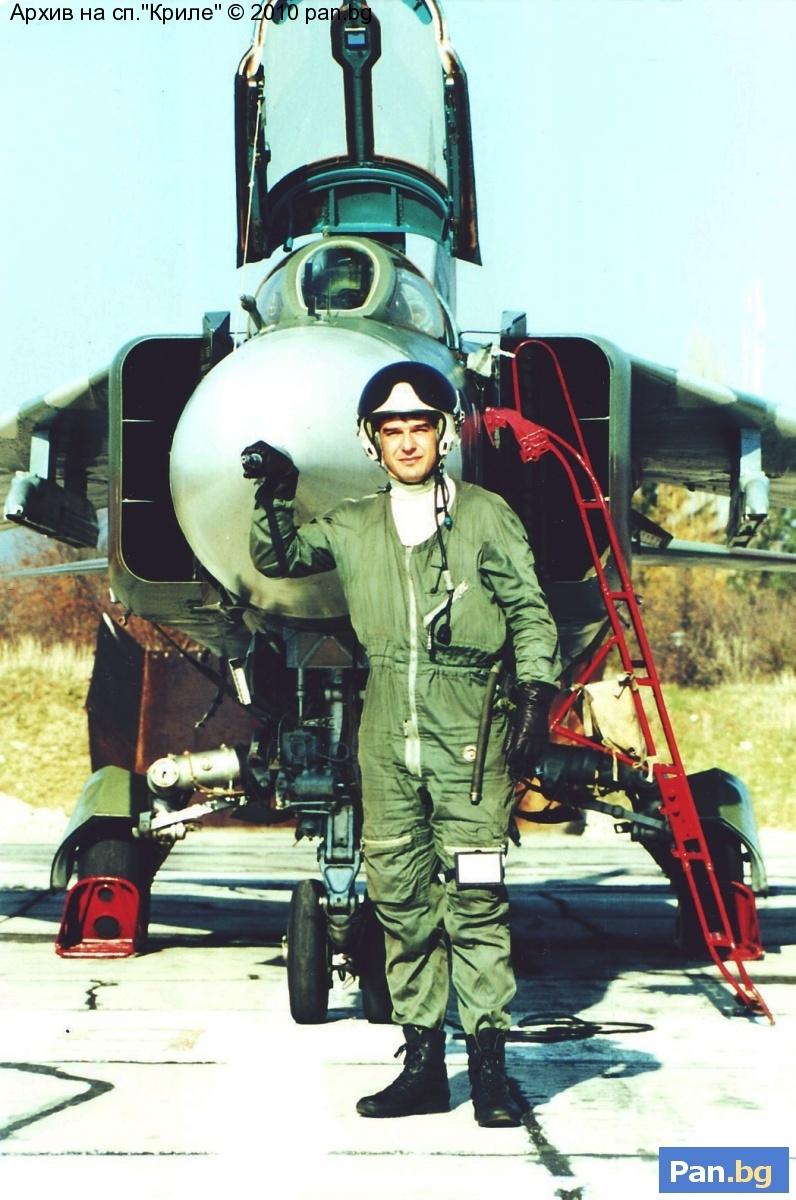 Честит рожден ден на полковник Николай Русев