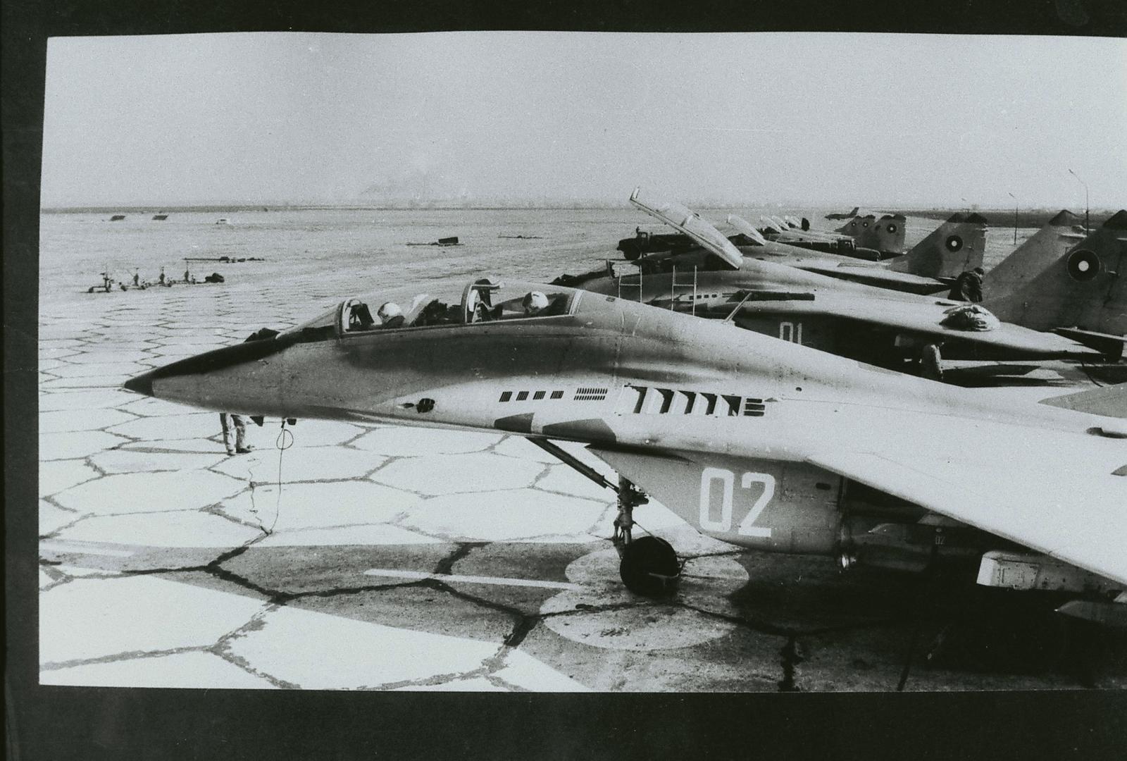 ГЕНЕРАЛ МАНЕВ: БЪЛГАРИЯ СЕ ПРЕВЪОРЪЖИ С НАЙ-МОДЕРНИЯ ЗА ВРЕМЕТО ИЗТРЕБИТЕЛ НА ВАРШАВСКИЯ ДОГОВОР - МИГ-29!