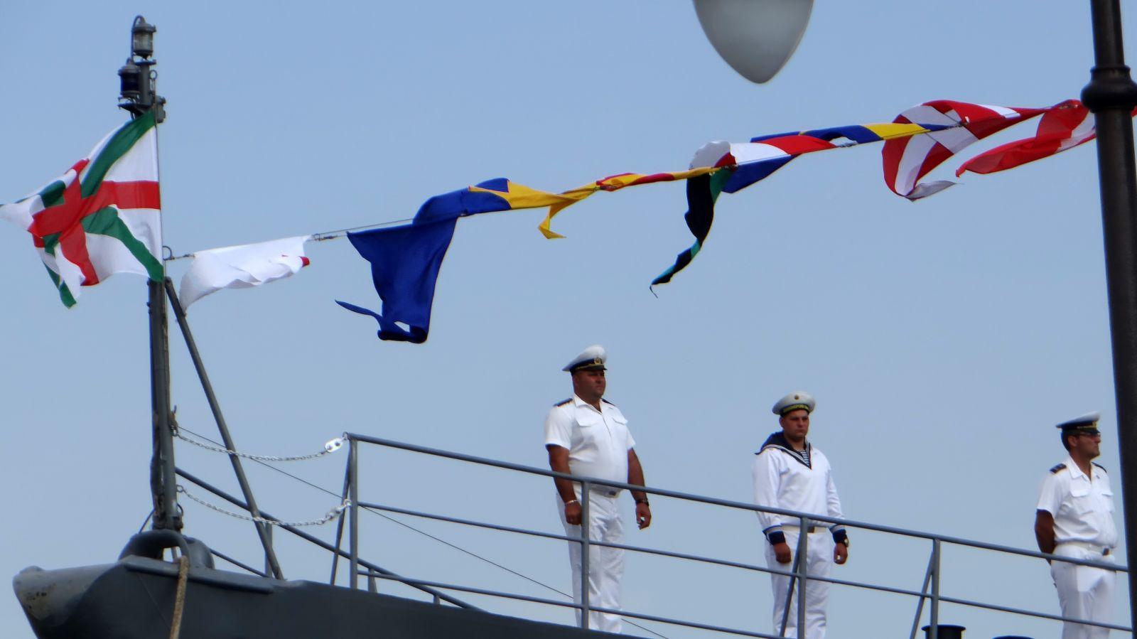 ГАЛЕРИЯ: 141 ГОДИНИ ВМС - КОРАБИТЕ