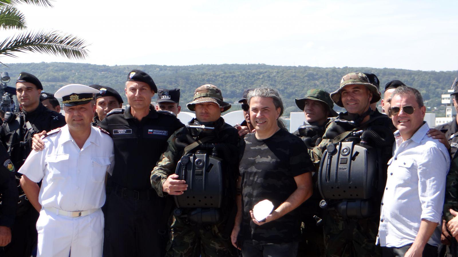 ГАЛЕРИЯ: 50 ГОДИНИ ТИХИНА - ПРАЗНИКЪТ НА ФЛОТА!!!