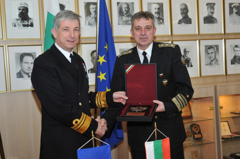 Bulgaria and NATO will extend maritime cooperation