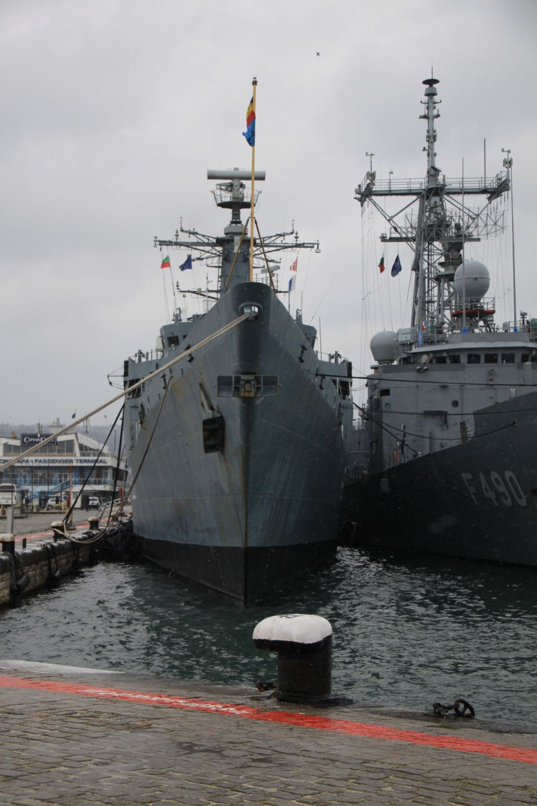 GALLERY: Patrol Ships of NATO are in Bourgas and Varna
