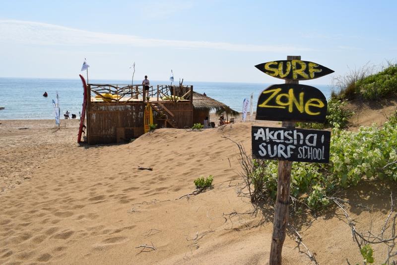 """Почитатели на каузата за """"Чисто море"""" се събраха в Приморско! Спортно събитие """"сърф МАРмалад"""" и почистване на плажната ивица!"""
