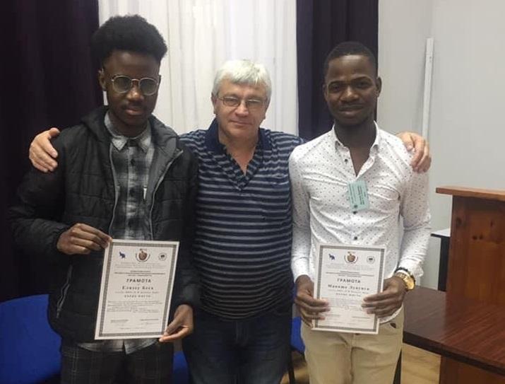 """Студенти от Морско училище се класираха за международния конкурс """"Методика и информационни технологии в образованието"""""""