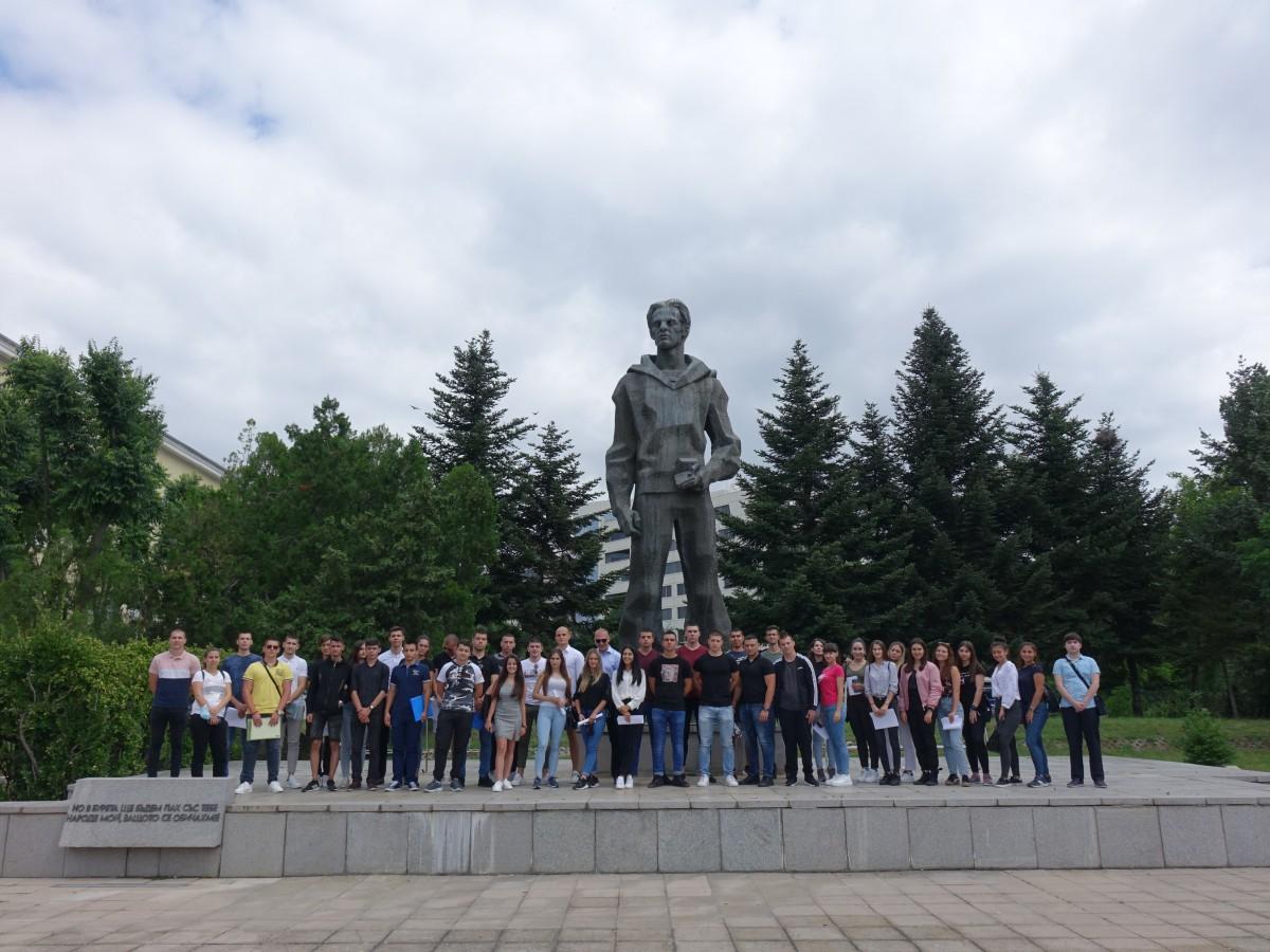 43-ма кандидат-курсанти се явиха пред приемна комисия в Морско училище