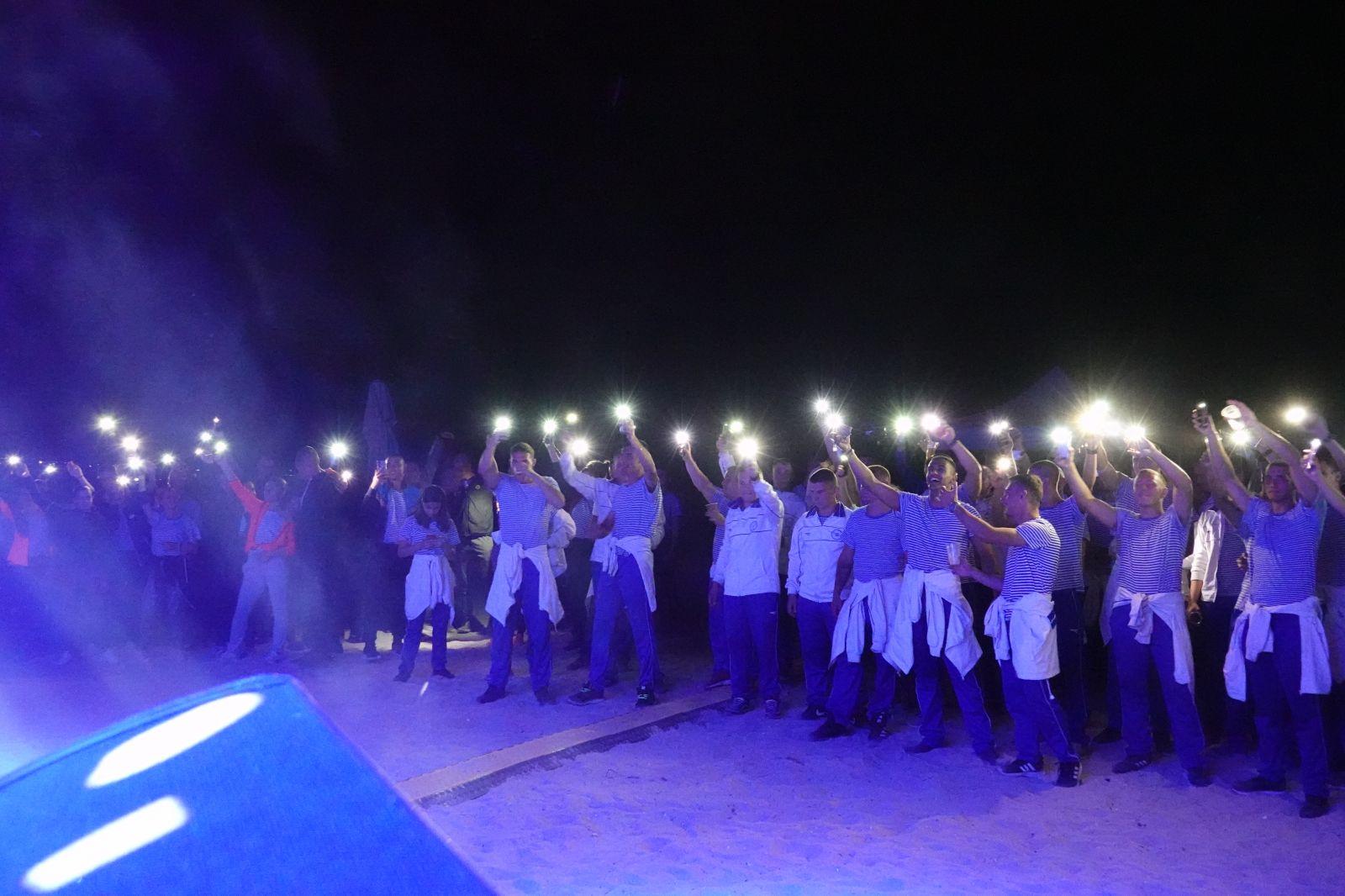 Фото-галерия: Морско училище празнува 140 години от създаването си със супергрупата Intelligent Music Project