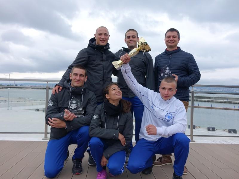Фото-галерия: Морско училище – големият победител в многобой на вода