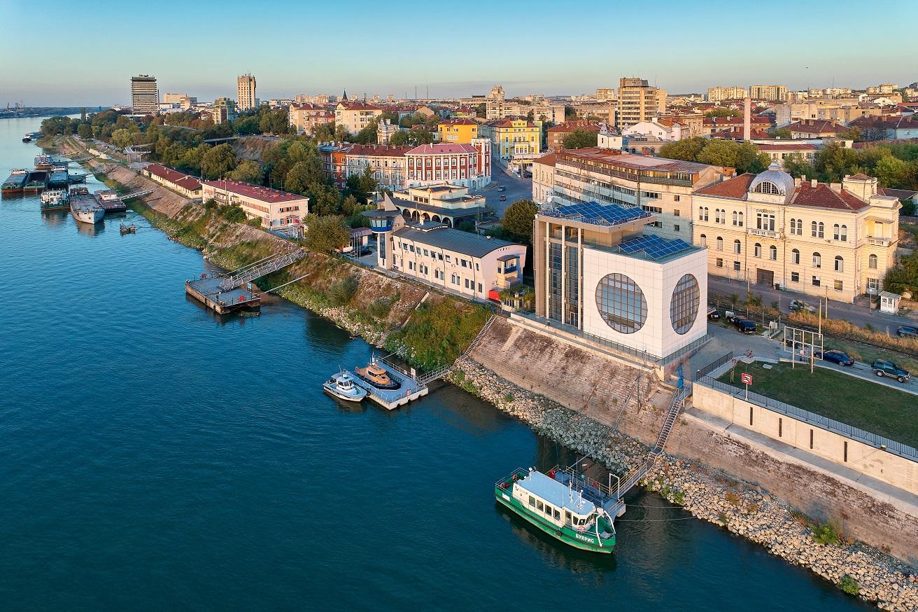 Шест години модерна дигитална навигация по Дунав