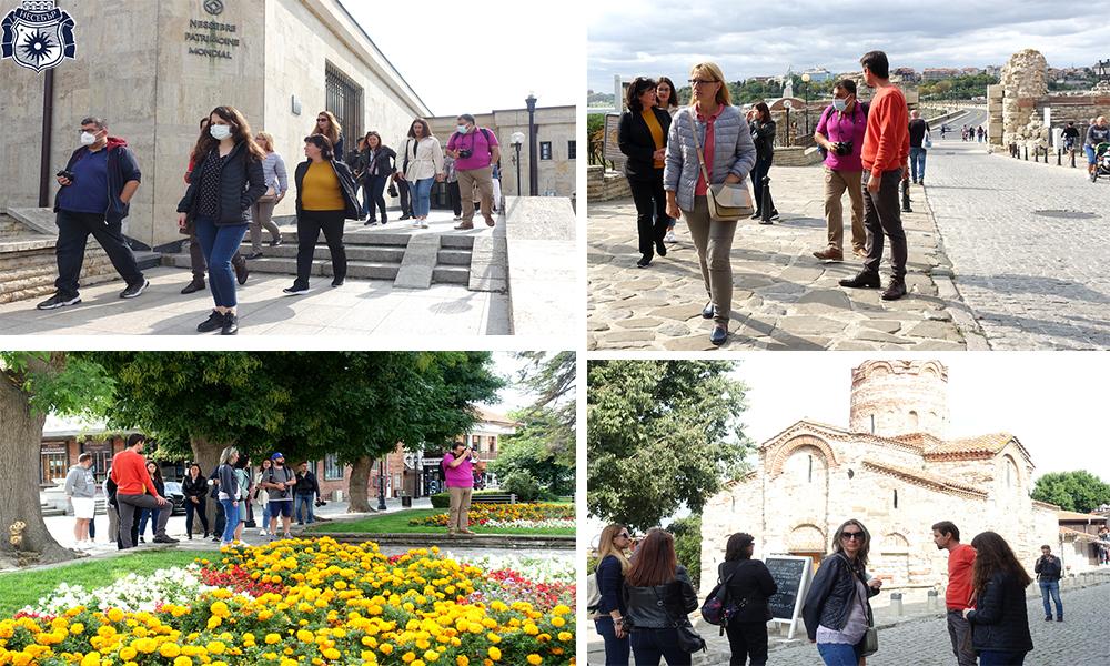 Несебър е избран в проект за популяризация на обекти на ЮНЕСКО в Черноморските държави