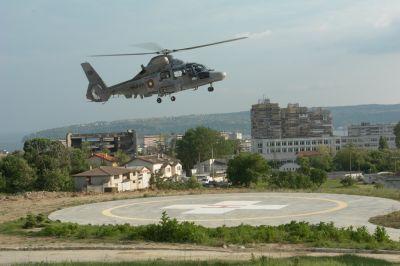 "вертолет AS 565 MB ""Пантер"""