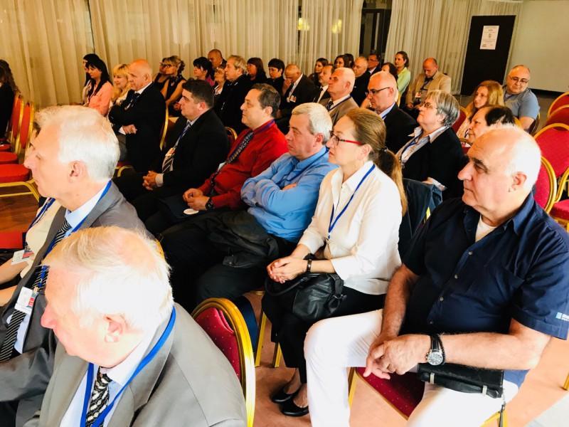 """Представители на ВВМУ """"Н. Й. Вапцаров"""" в научна конференция с международно участие"""
