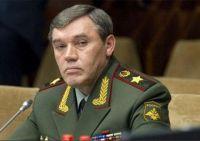 Aрмейски генерал Валерий Герасимов