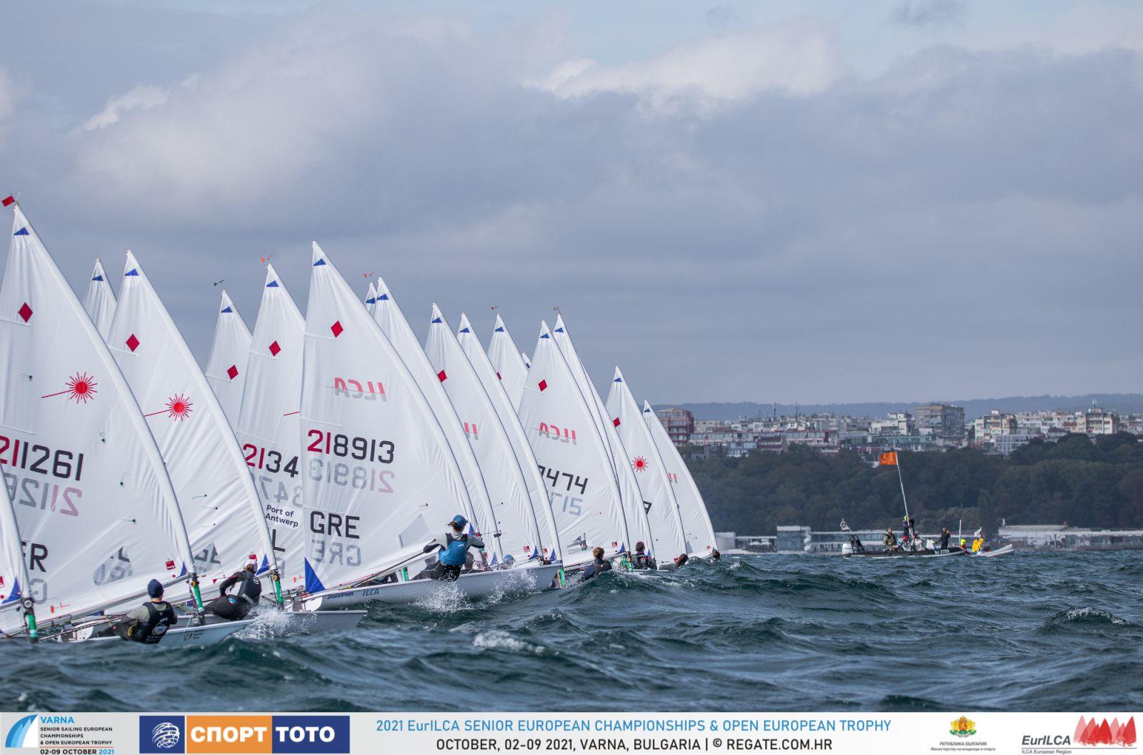 Награждават победителите в Европейското първенство по ветроходство във Варна