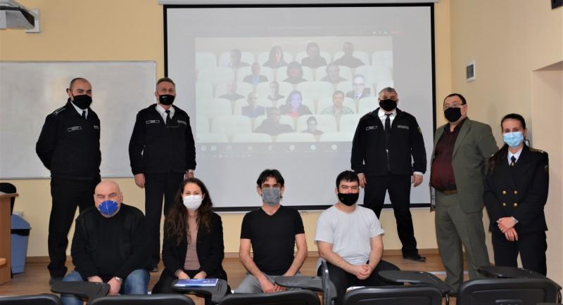 ВВМУ: Защита на магистърските тези (фото-галерия)