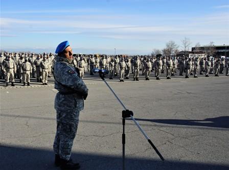 Новоприети кадрови войници положиха военна клетва в авиобаза Граф Игнатиево