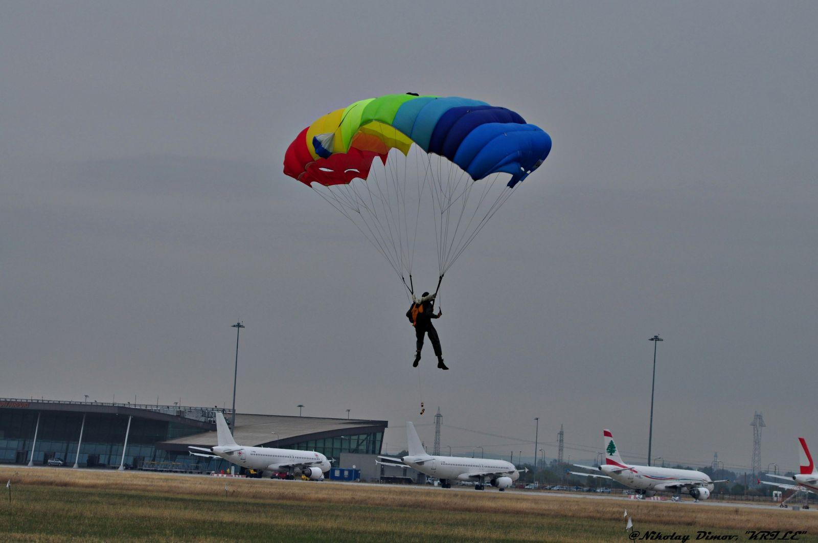 Тържествено отбелязване на празника на 24-та Авиобаза Крумово (фотогалерия и видео) - 1 част