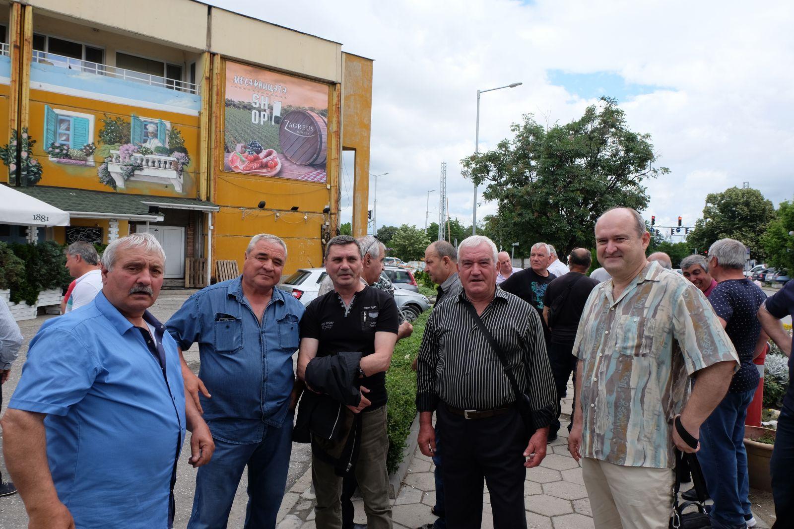 """""""Службата и дружбата"""": Среща на ветерани от ИТС от  Авиобаза Граф Игнатиево по случай 70-годишнината от основаването й (фотогалерия-1 част)"""