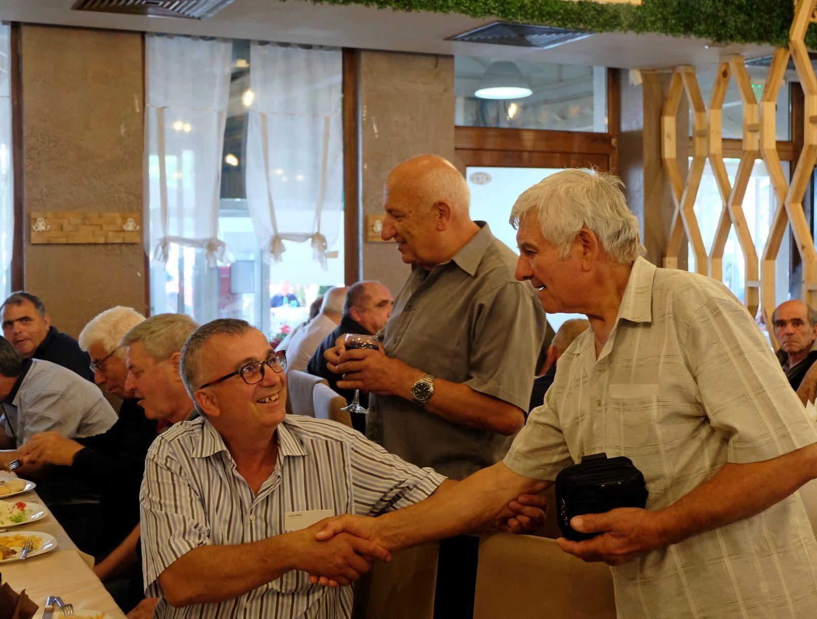 """""""Службата и дружбата"""": Среща на ветерани от ИТС от  Авиобаза Графигнатиево по случай 70-годишнината от основаването й (фотогалерия-2 част)"""