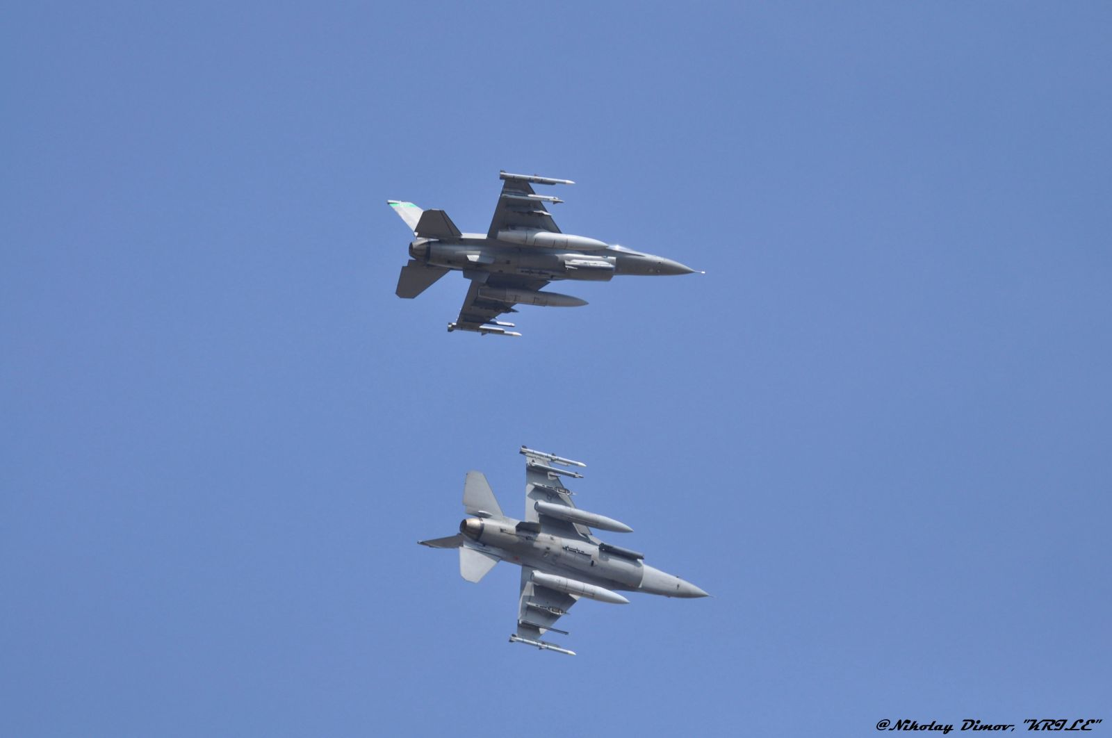 U.S. F-16s From Aviano AB Have Started Supporting NATO Enhanced Air Policing From Bulgaria