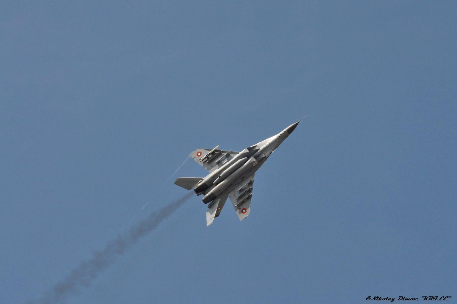 "Фотогалерия: Съвместната летателна тренировка ""Тракийска пепелянка 2020"""