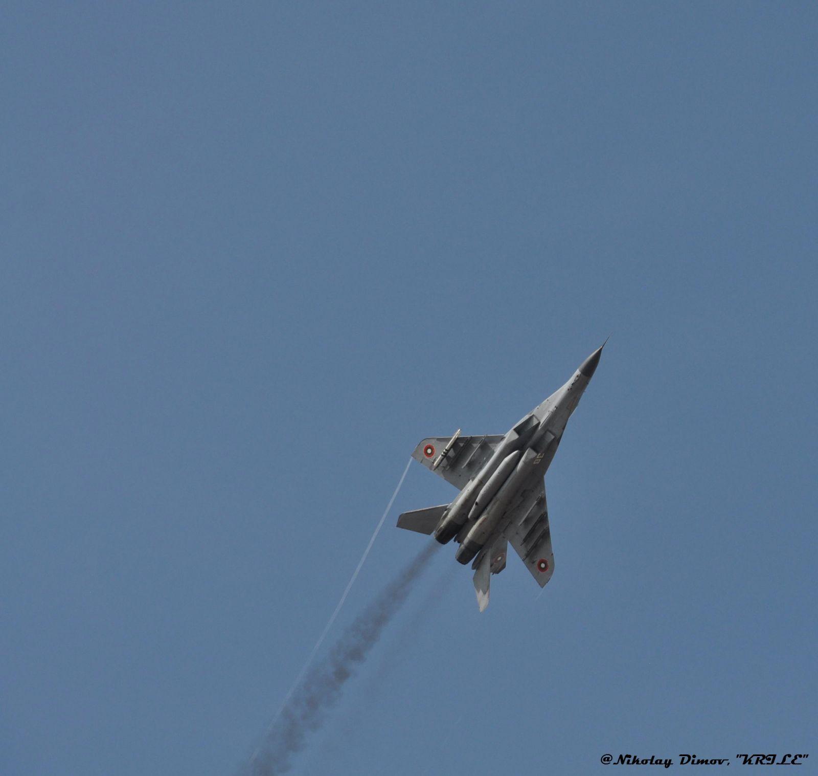 ГАЛЕРИЯ: ТРАКИЙСКА ПЕПЕЛЯНКА 2020 - ПОЛЕТИ НА F-16 И БЪЛГАРСКИ МИГ-29