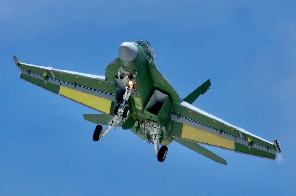 Boeing извършва изпитания и на новите F /A-18F Super Hornet за ВВС на Кувейт