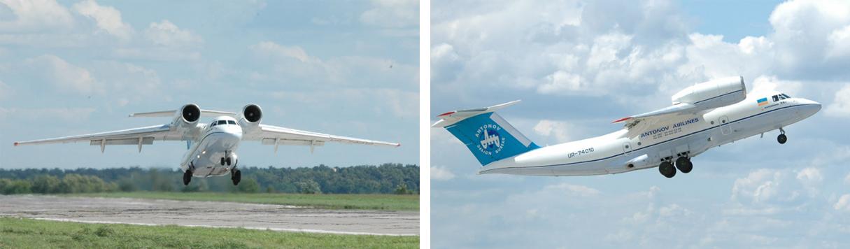 Базирана в САЩ компания инвестира $150 милиона за възобновяване производството на Ан-74 (снимки)