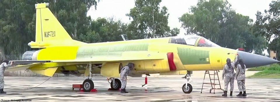 Летателните изпитания на трите JF-17 за ВВС на Нигерия са пред завършване