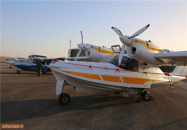 ВМС на КСИР на  Иран са получили от Русия леки хидросамолети-амфибии АэроВолга ЛА-8  (снимки)