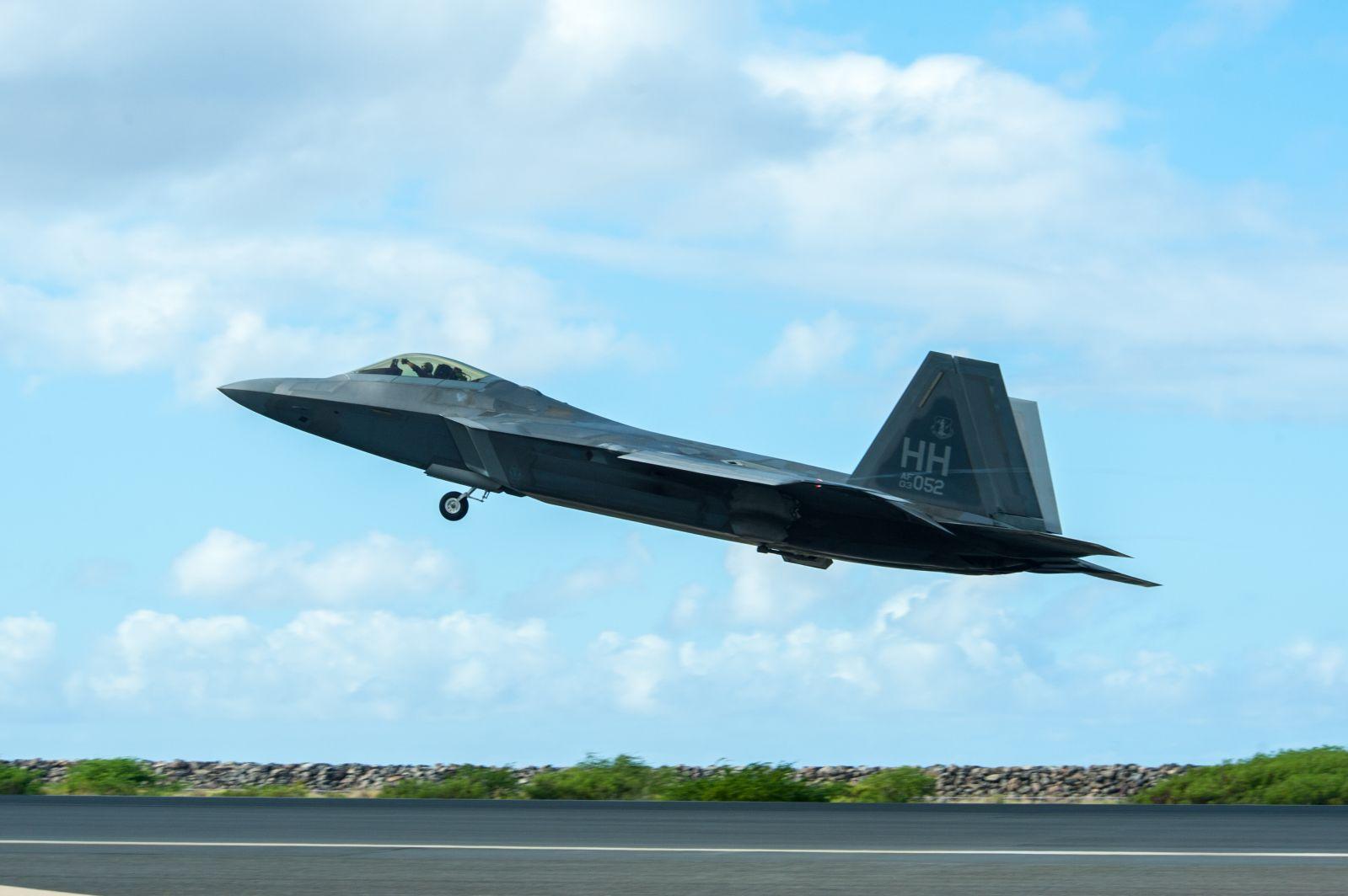 Sentry Aloha – най-голямото извън континенталната част на САЩ авиационно учение