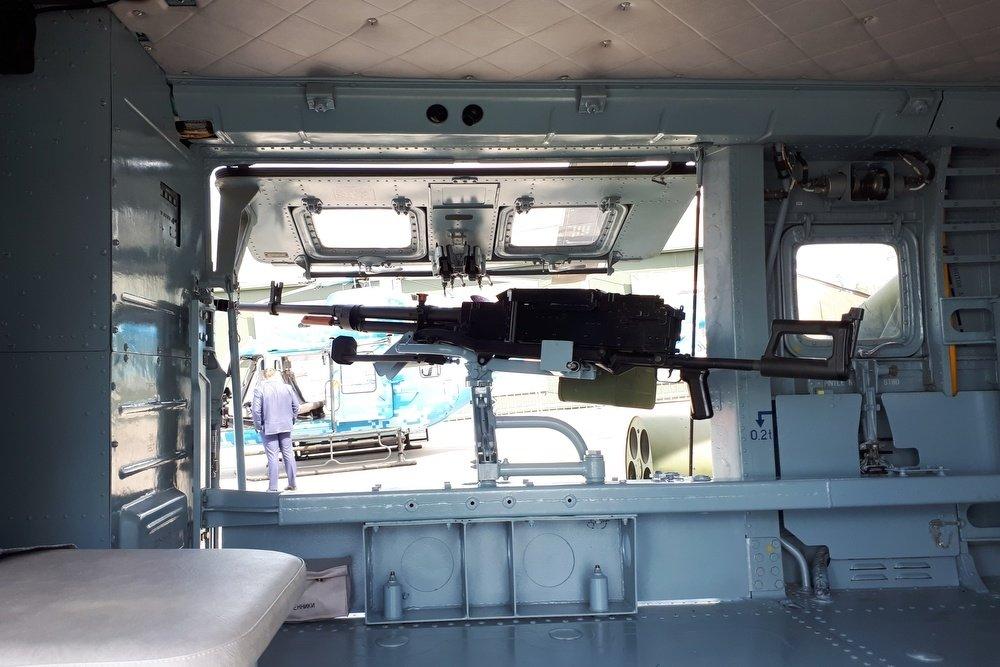 Нигерия e получила от Русия шест вертолета Ми-35М