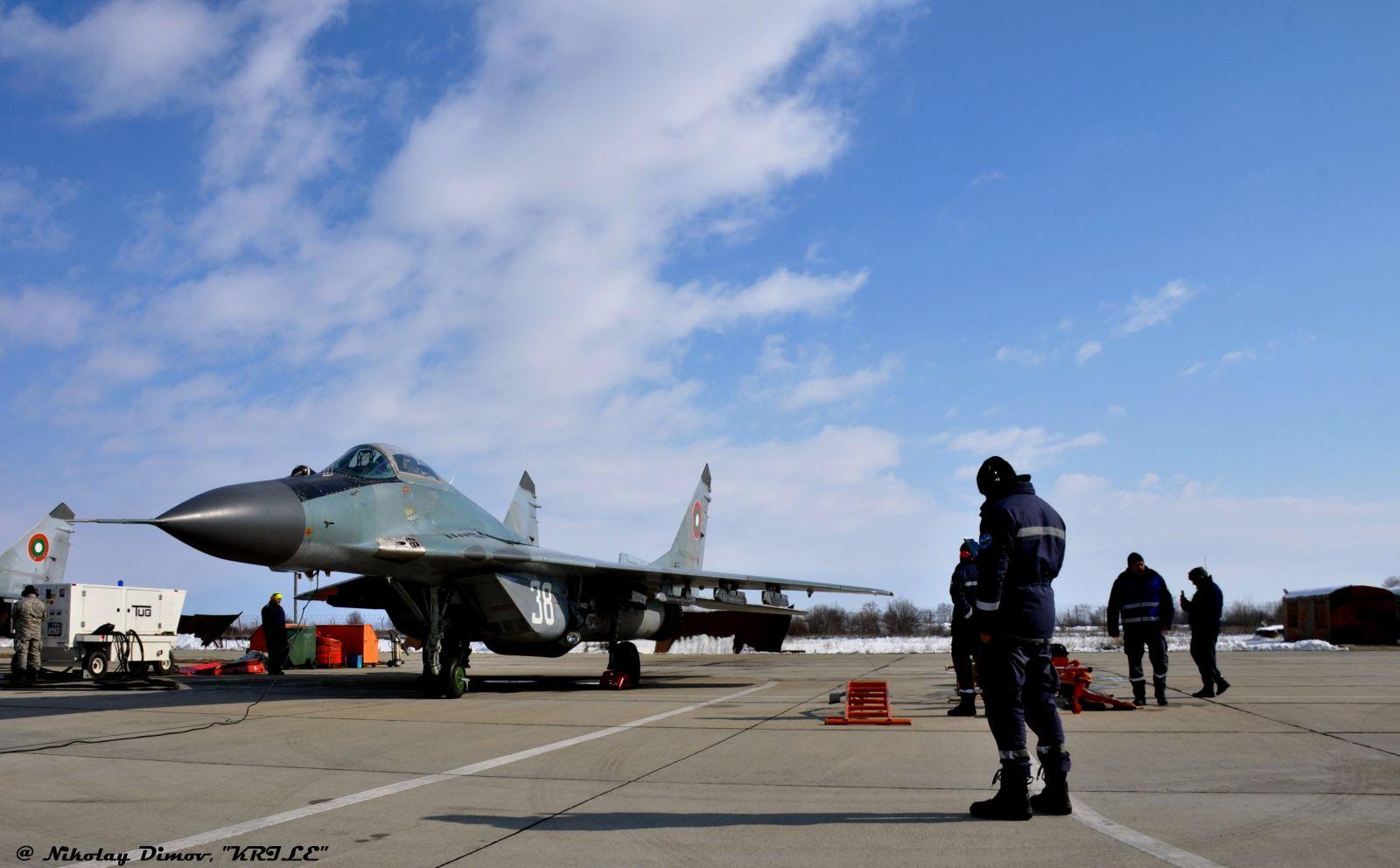 КАКВО Е ПОЛОЖЕНИЕТО С БЪЛГАРСКИТЕ МИГ-29