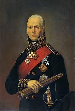 Резултат с изображение за Адмирал Ушаков побеждава турския флот край нос Калиакра.