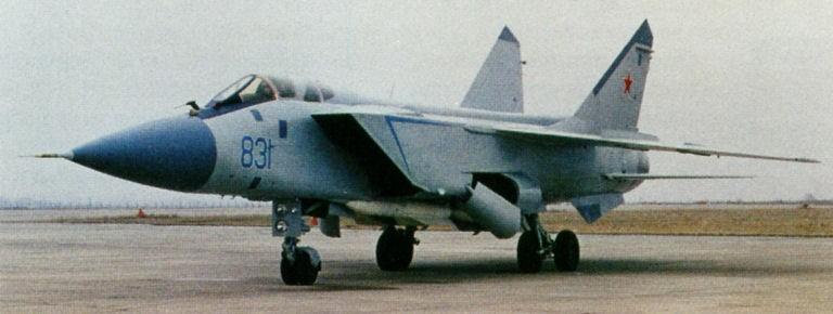 45 години Миг-31