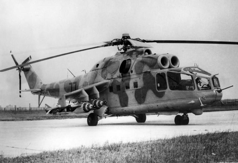 51 години от първия полет на Ми-24