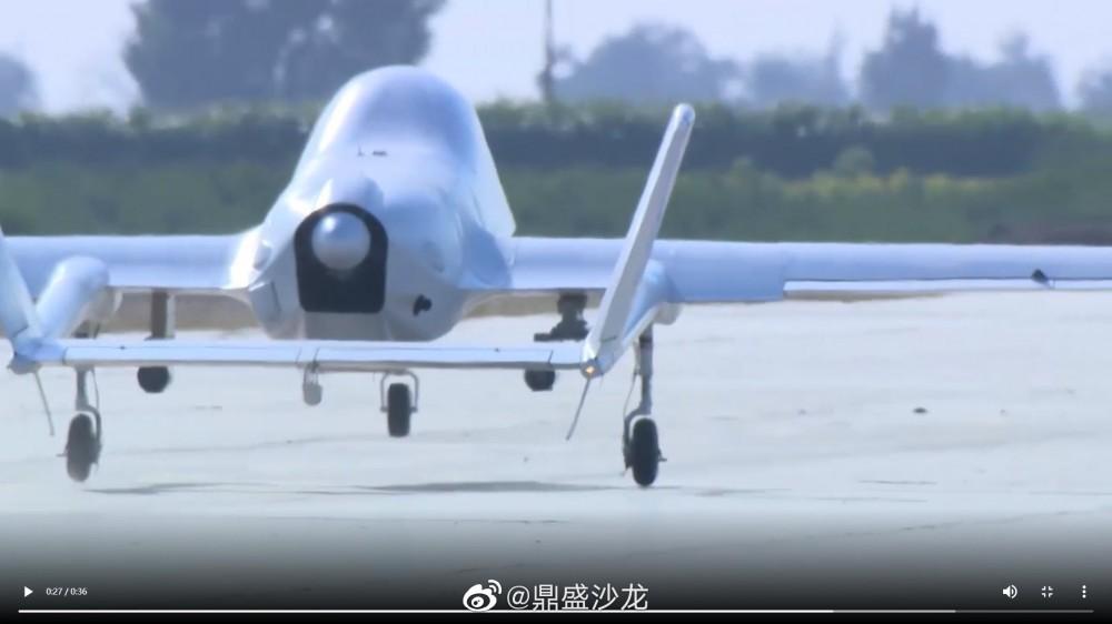 Видео: Изпитания на най-новия китайски ударен БЛА Beihang BZK-005C