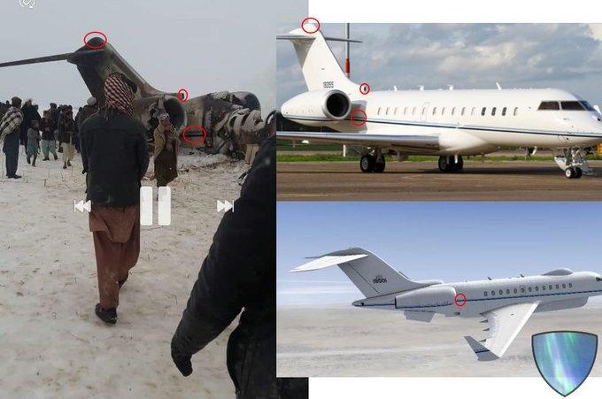 Грешки на пилотите е довела до катастрофата с американския E-11A в Афганистан през 2020