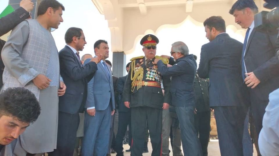 Афганистан отново си има маршал (снимки и видео)