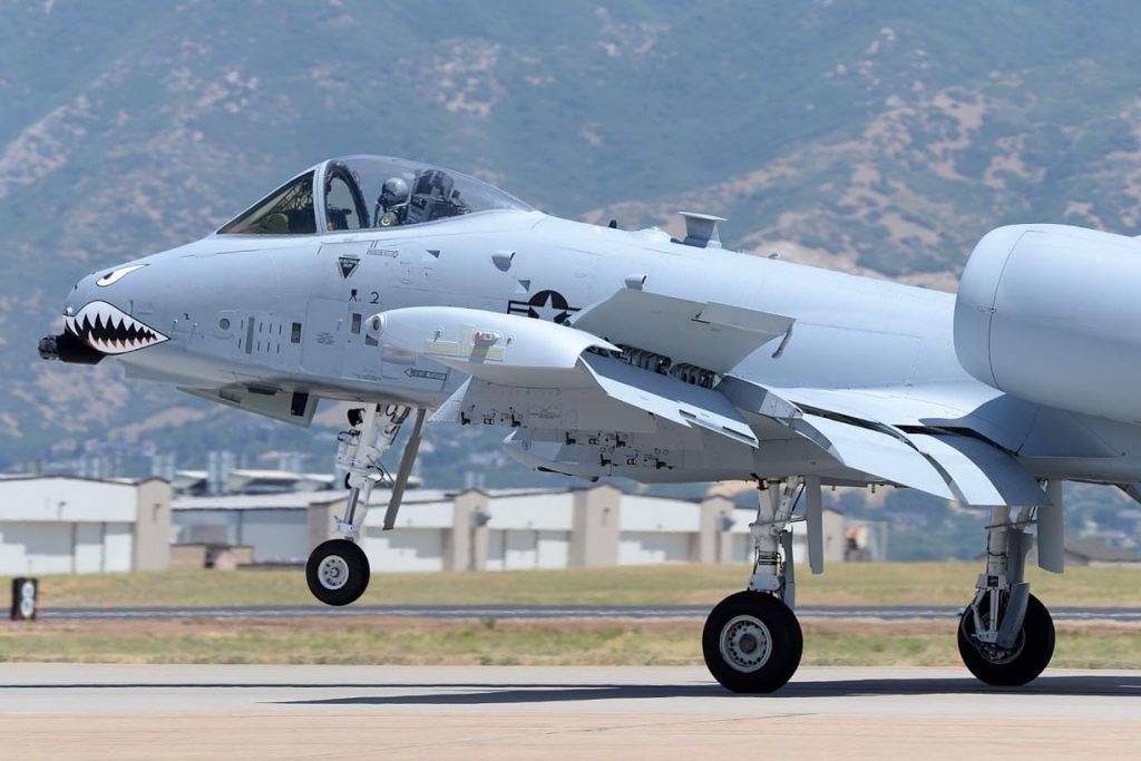 ВВС на САЩ завършиха проекта по удължаване срока на служба на щурмовиците А-10