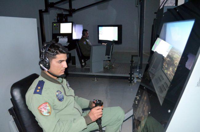 Азербайджанските ВВС започнаха полети с УТС Super Mushshak