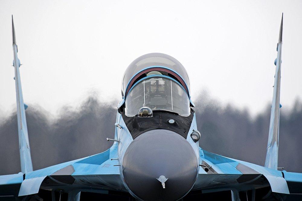 Още информация за характеристиките на МиГ-35 (снимки)