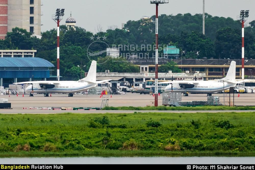 ВВС на Ангола получават два ВТС Xian MA60