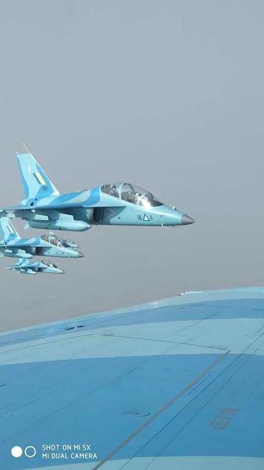 ВВС на Мианмар приеха на въоръжение нова китайска и руска авиационна техника
