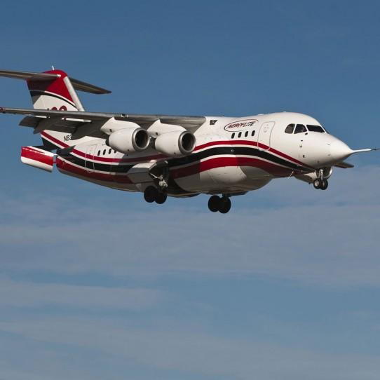 Американската служба по горите получава пет нови самолета за борба с пожари