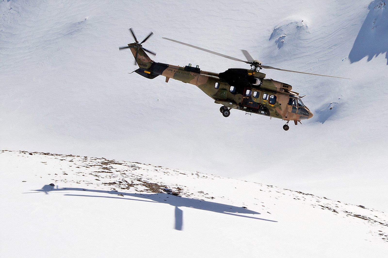 Още за катастрофата с турския хеликоптер AS 532 UL Cougar, загиналите са 11 (трагична фотогалерия)
