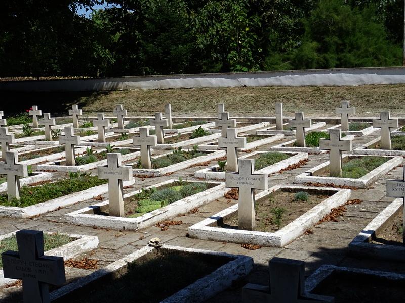 Загиналите в Тутраканската епопея изброени поименно във впечатляващ мемориал (част 3)