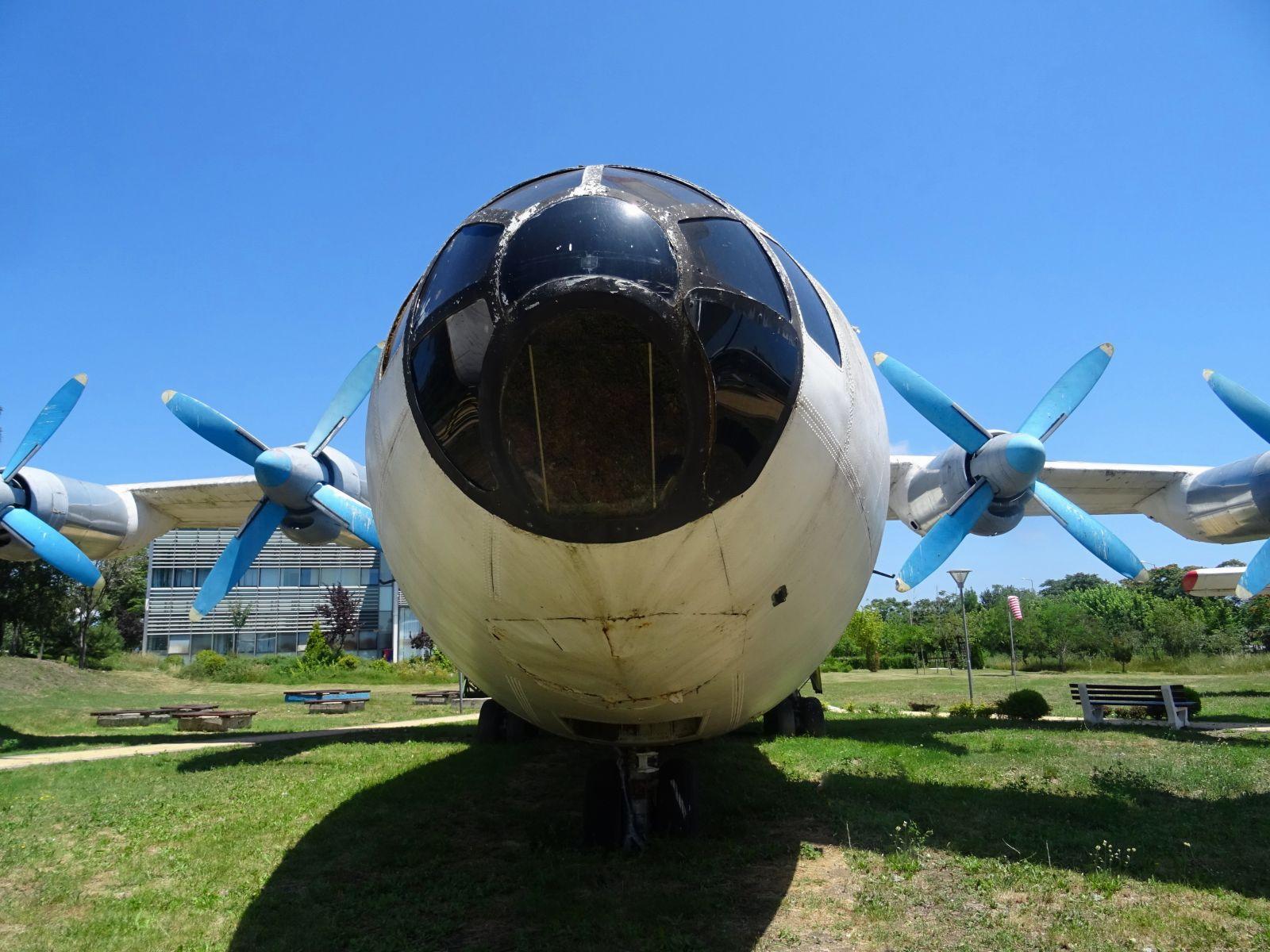 Авиационен музей Бургас (снимки)
