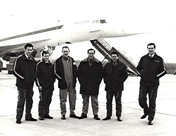 09.04.1969: Първи полет на първия британски прототип на Сoncorde